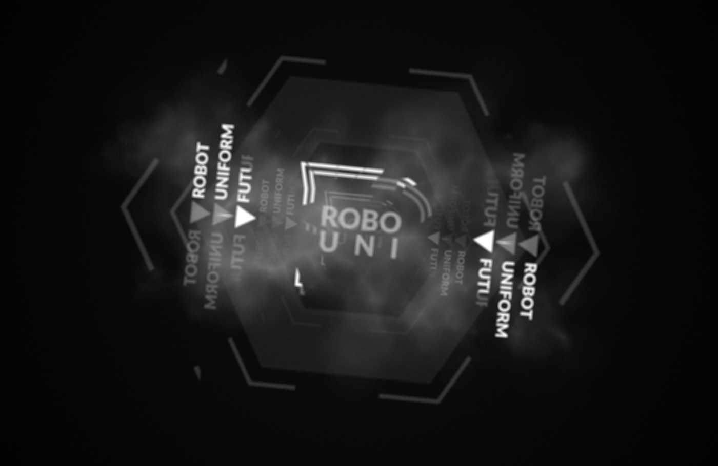 ロボユニプロモーションビデオデザインROBO-UNI PV 2019ver画像